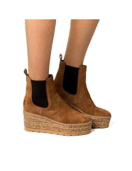 Zapato Plano Yeans Ante Marino Dansi